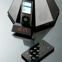 Rotaliana Diva Radio, Speaker Set and Lamp