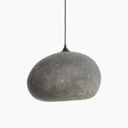 Ay Illuminate Pebble Lamp Grey