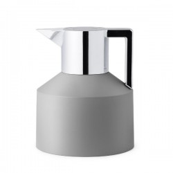 Normann Copenhagen Geo Vacuum Jug Metal Color