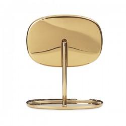 Normann Copenhagen Flip Mirror Brass