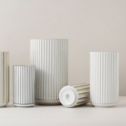 Lyngby Vase Porcelain