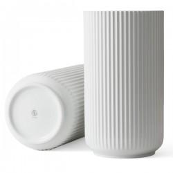 Lyngby Vase Porcelain 38cm