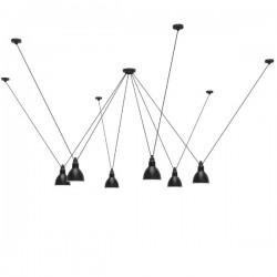 DCW Editions Les Acrobates De Gras 326 Round Shade Pendant Light