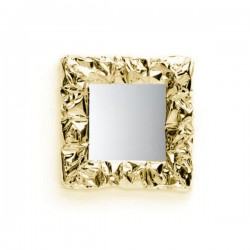 Opinion Ciatti Tab.u Mirror - Wall Gold