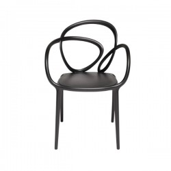 Qeeboo Loop Chair Set of 2 pieces ( without cushion)