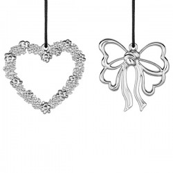 Rosendahl Flower Heart and Bow