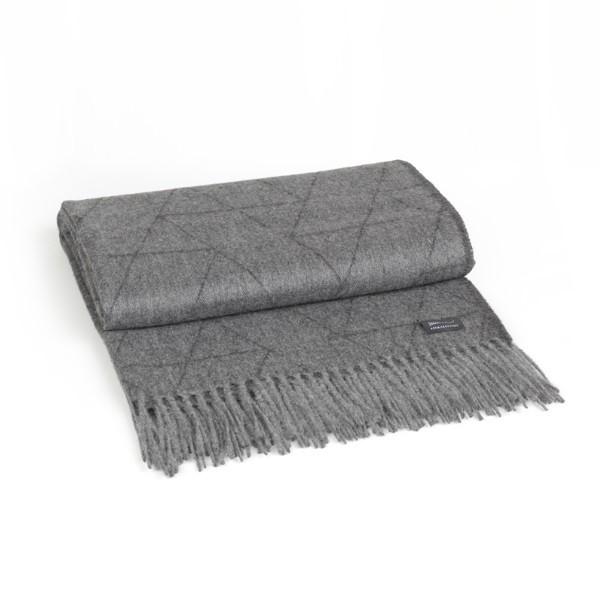 Architectmade FJ Pattern Throw Wool