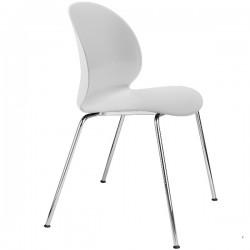 Fritz Hansen N02 Recycle Chair White