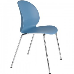 Fritz Hansen N02 Recycle Chair Light blue
