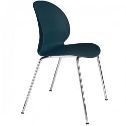 Fritz Hansen N02 Recycle Chair Dark blue