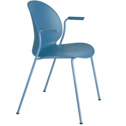 Fritz Hansen  N02 Recycle Armchair light blue