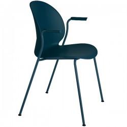 Fritz Hansen  N02 Recycle Armchair dark blue