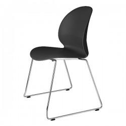 Fritz Hansen N02 Recycle Chair Black