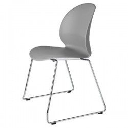Fritz Hansen N02 Recycle Chair Grey