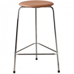 Fritz Hansen Dot Stool High Chrome Base