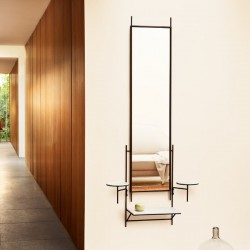 Fritz Hansen Wall Mirror