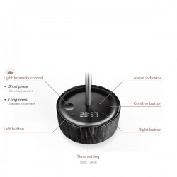 Daqi Concept Chirp Alarm Clock