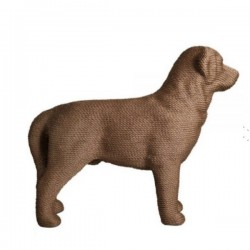 Dog Scratchpost Brown