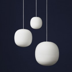New Works Lantern Pendant Lamps