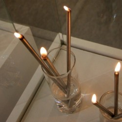 Duo Design Miniflicker Light Oil Lamp