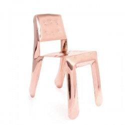 Zieta Chippensteel 0.5 Chair Copper