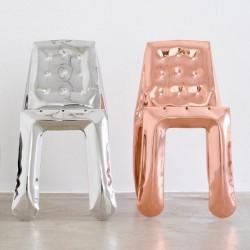 Zieta Chippensteel 0.5 Chair Copper