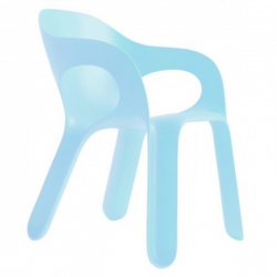 Magis Easy Chair Sky Blue
