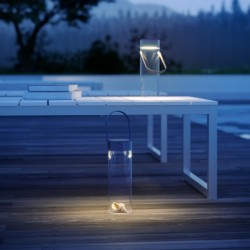 Rotaliana Chiarodiluna Table Lamp Cordless
