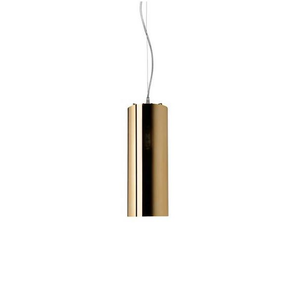 Kartell Easy Metalic Lamp Gold