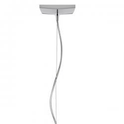 Kartell Easy Metalic Lamp Silver