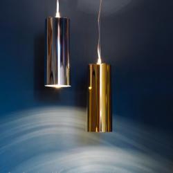 Kartell Easy Metalic Lamp