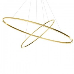 Nemo Ellisse Double Mega Suspension Lamp