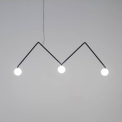 Nemo Dabliou Suspension Lamp