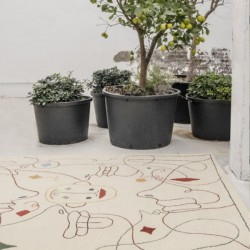 Nanimarquina Silhouette Rug Outdoor