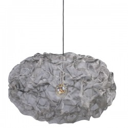 Northern Heat Pendant Lamp Steel