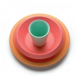 Alessi Giro Kids Collection Tableware