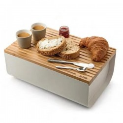 Alessi Mattina Bread Box
