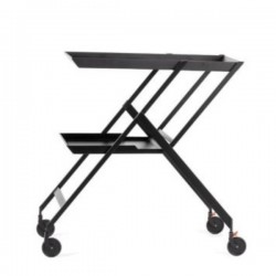 Alessi Plico Folding Trolley