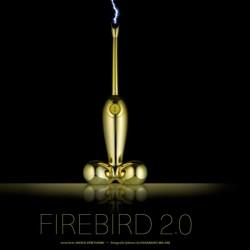 Alessi Firebird Electric Arc Lighter