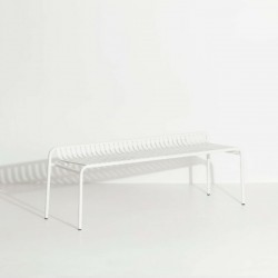 Petite Friture Week-End Bench Without Back