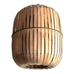 Ay Illuminate Wren Bamboo Lamps