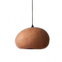 Ay Illuminate Pebble Light Terracota Large