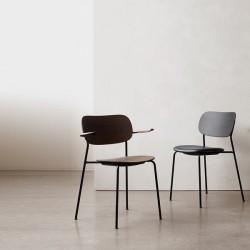 Menu Co Chair Armrest Chrome