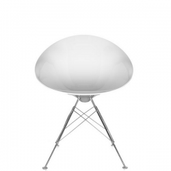 Kartell Eros Chair Glossy White
