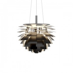 Louis Poulsen PH Artichoke Pendant Light Black