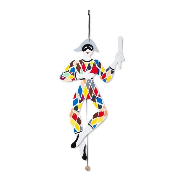 Kay Bojesen Harlequin Jumping Jack