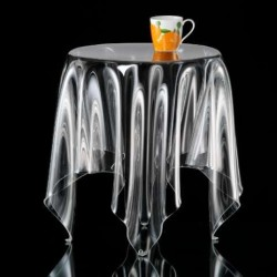 Essey Illusion Table Clear