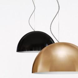 Oluce Sonora Hanging Lamp Metal 408/437