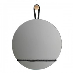 Design House Stockholm Lasso Mirror Round