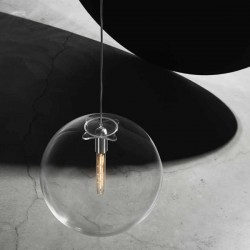 Design House Stockholm Luna Lamp Clear